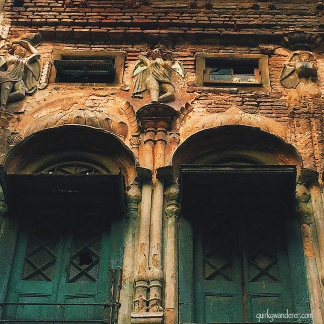 Colonial windows of the pre-partition era