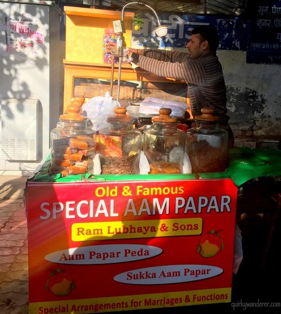 Papad wala