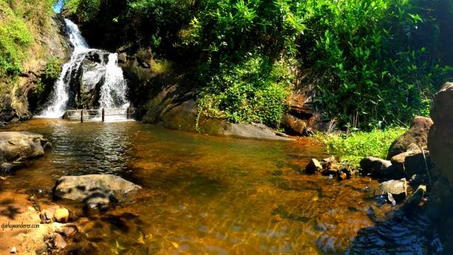 Waterfalls of Valparai in Tamil Nadu