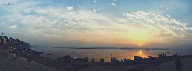 The Hues in panorama