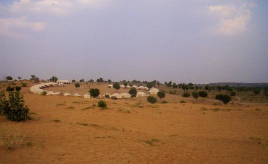 desert manwar