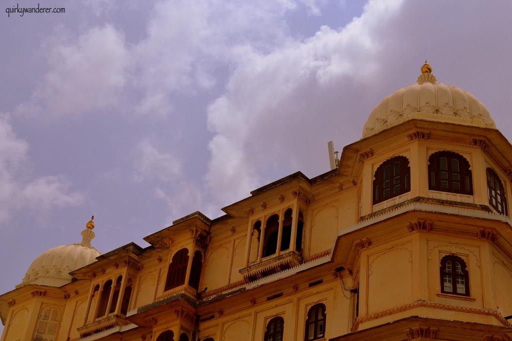 fatehprakash palace