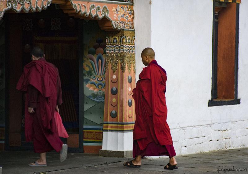 Tashi choe dzong