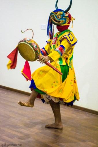 bhutan dancer5