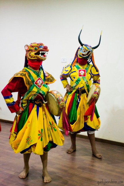 bhutan dancers4