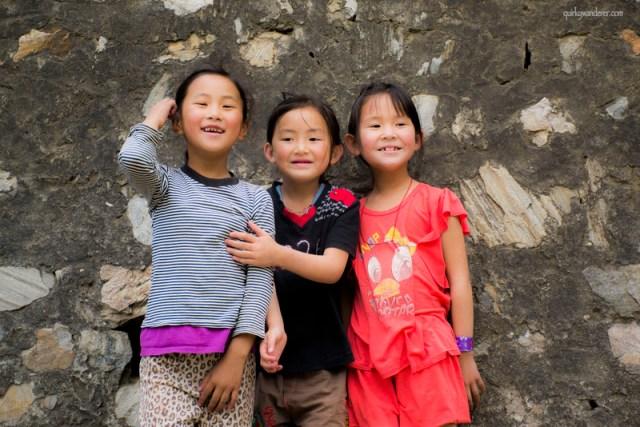 bhutanese kiids1