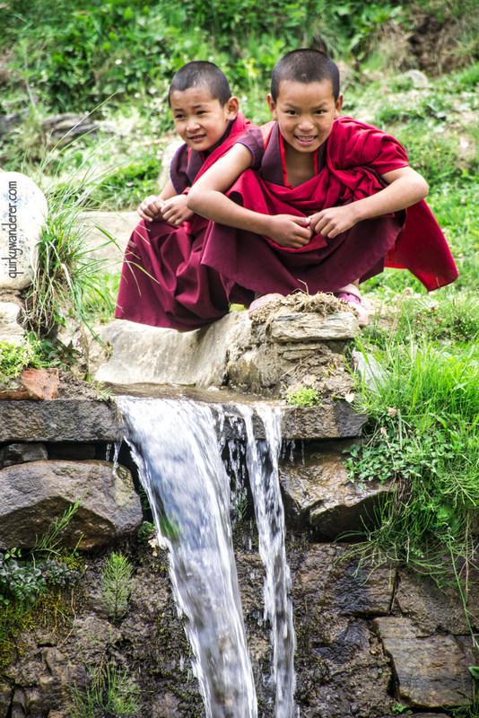 bhutanese monks-001