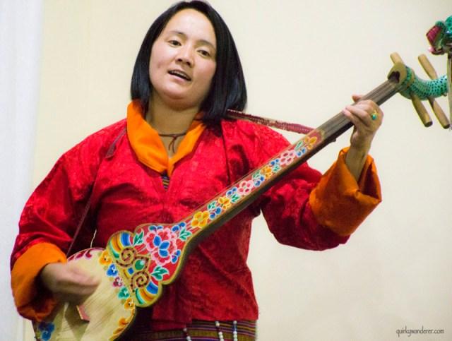 bhutanese singer