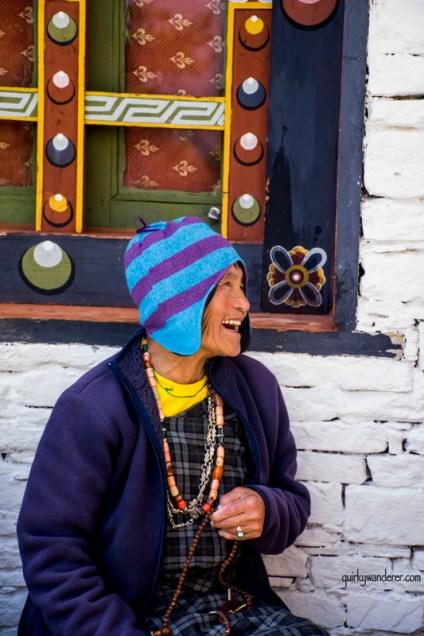 bhutanese woman 5