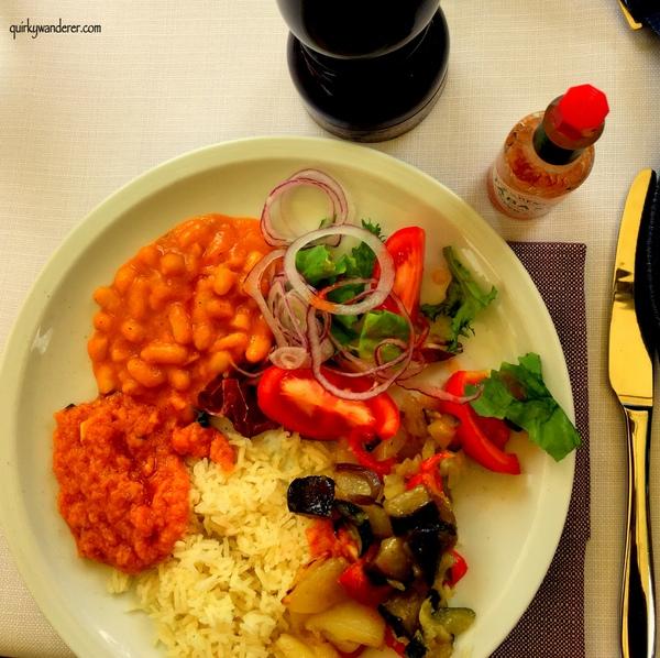 Tuscan meal